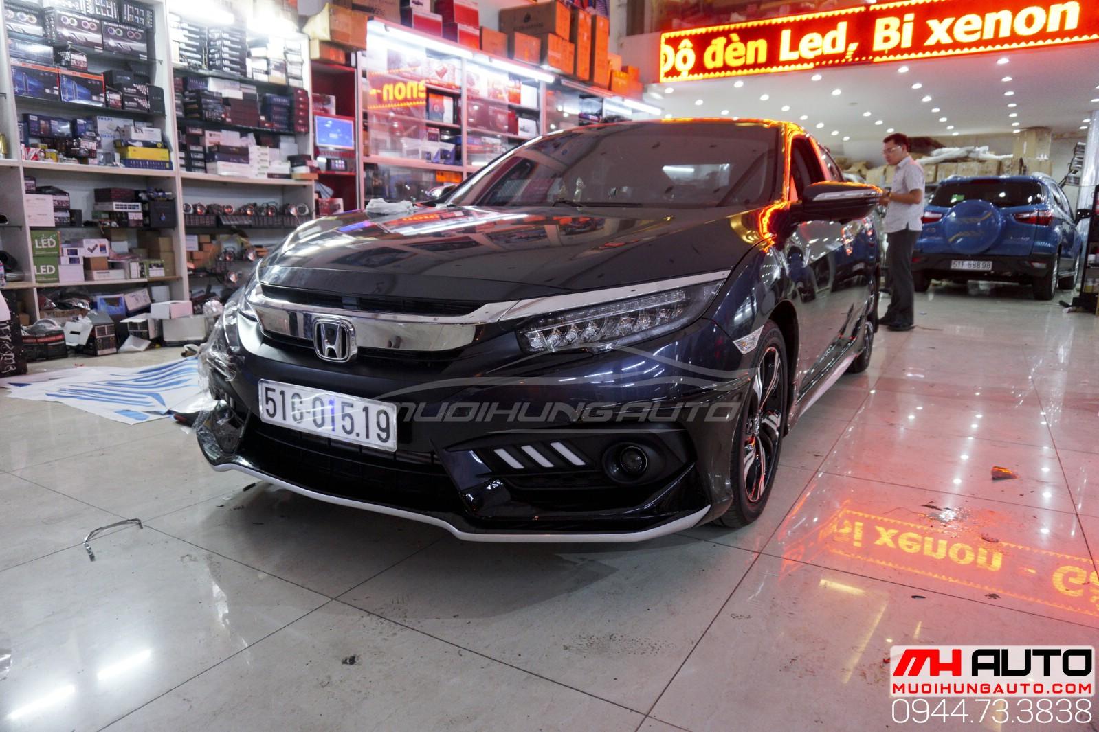 body Kit Honda Civic 10