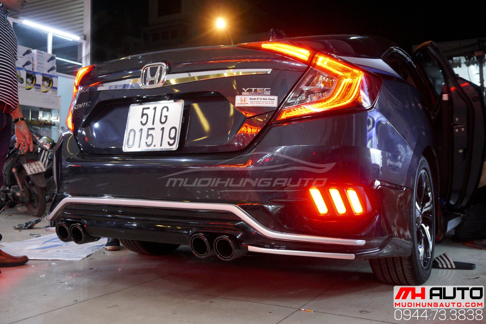 body Kit Honda Civic 11