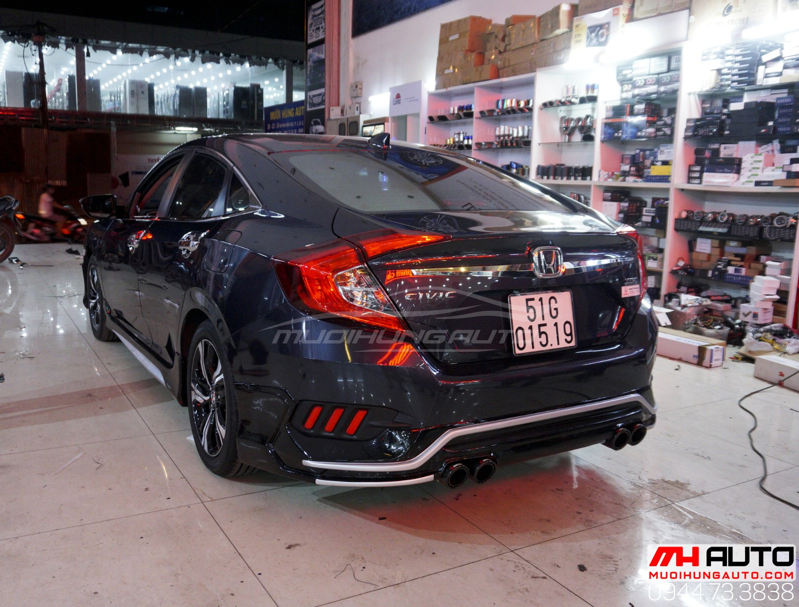 body Kit Honda Civic 14