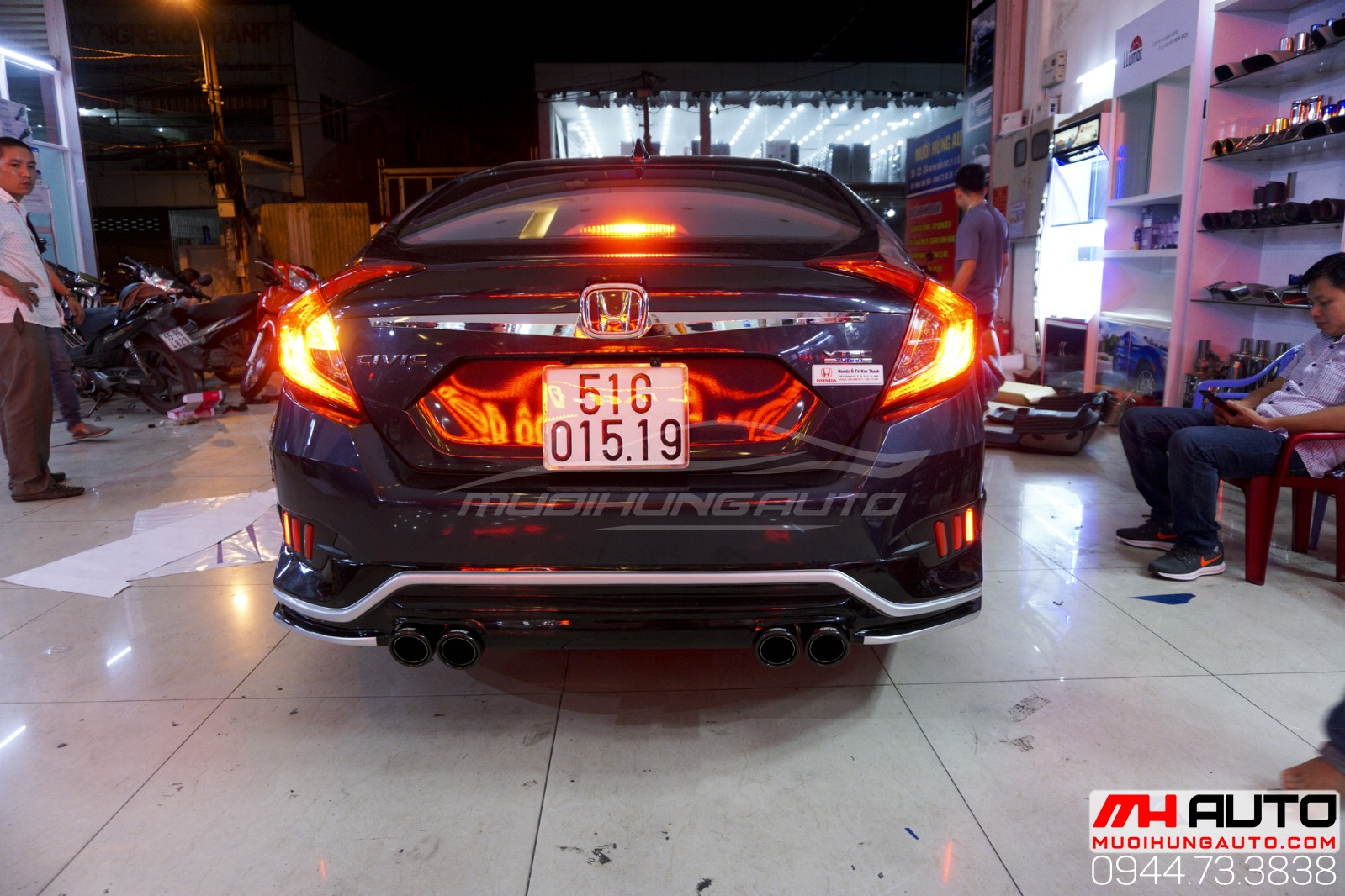 body Kit Honda Civic 15