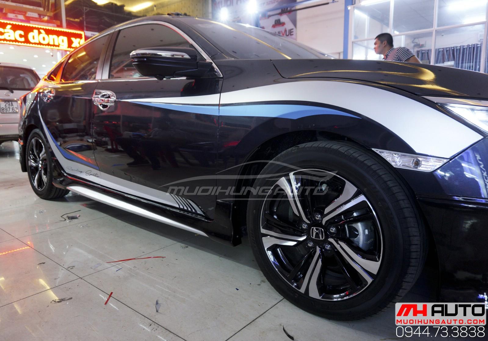 body Kit Honda Civic 4