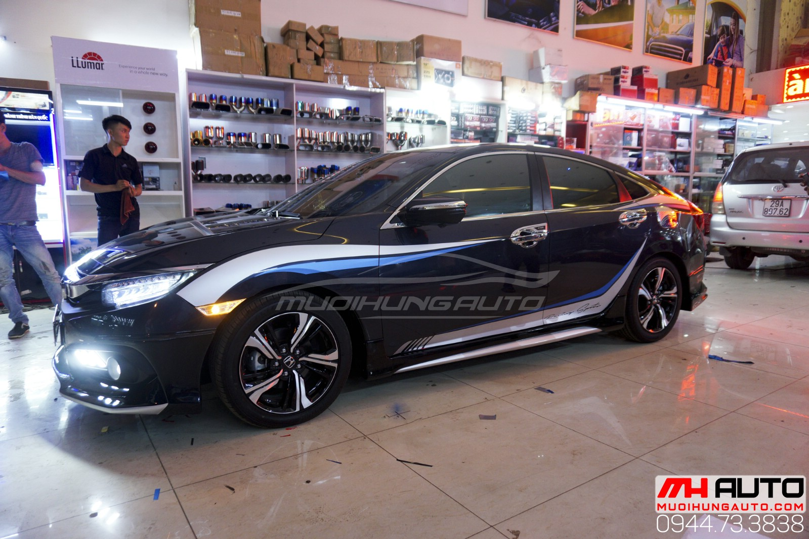 body Kit Honda Civic 6
