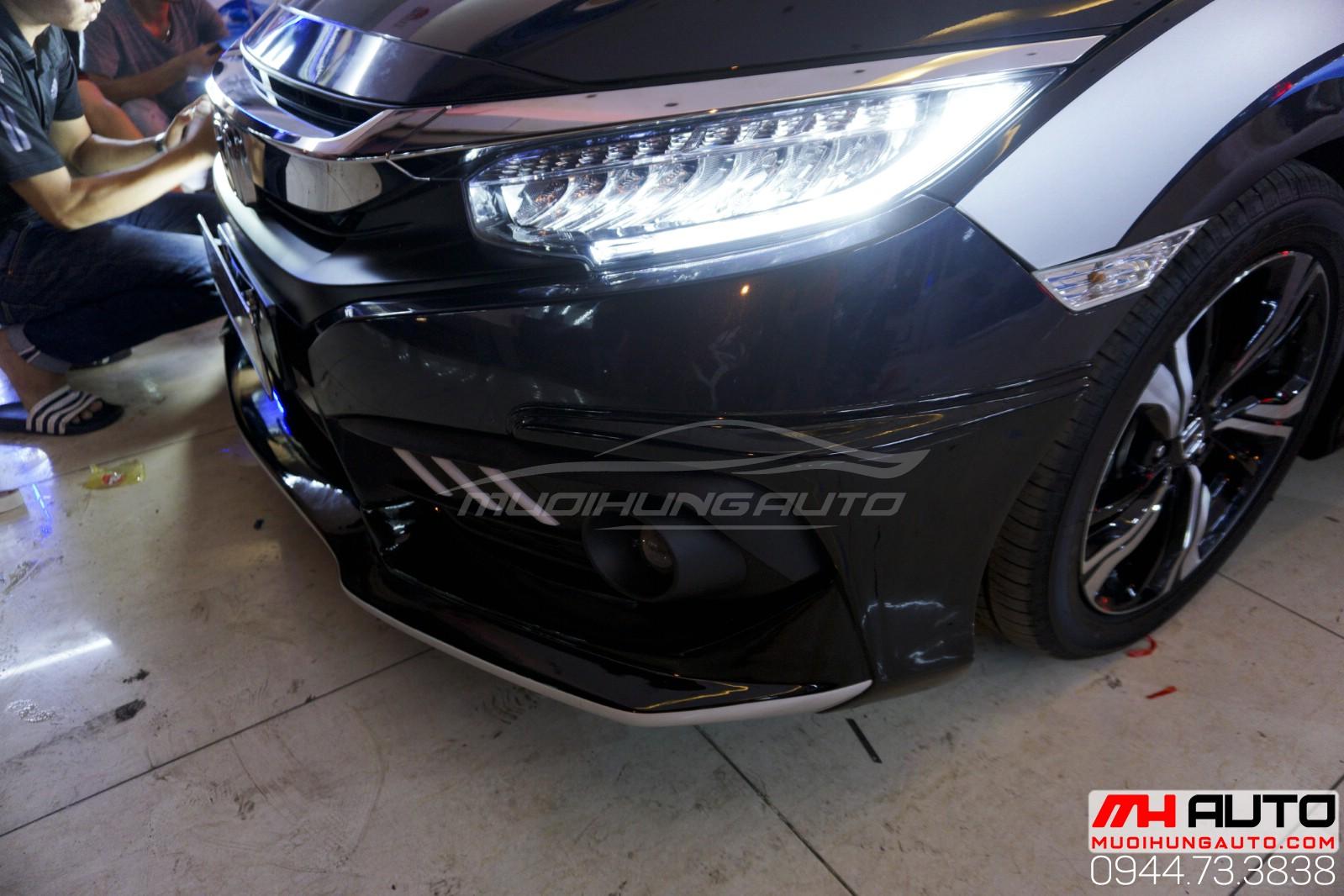 body Kit Honda Civic 7