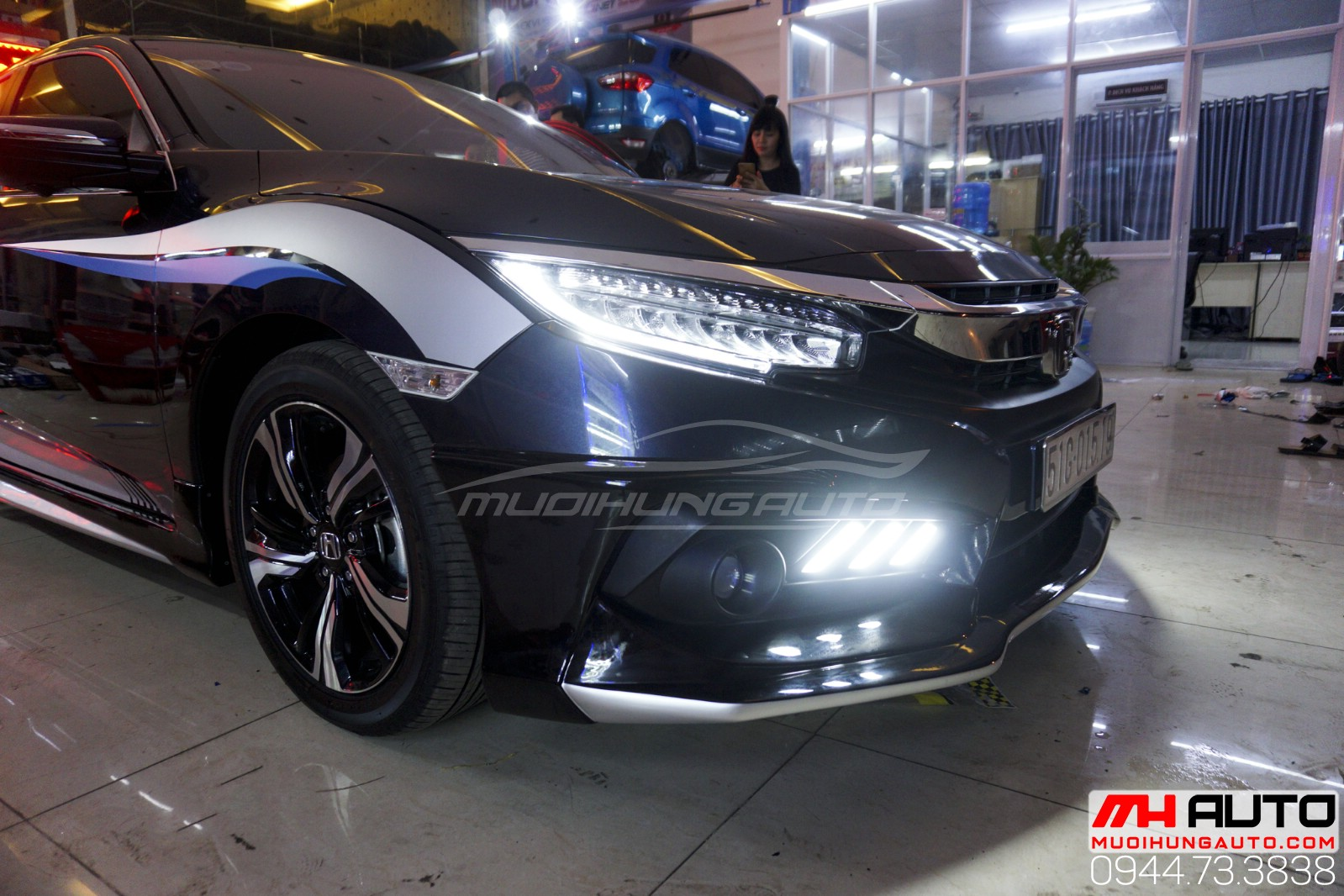body Kit Honda Civic 9