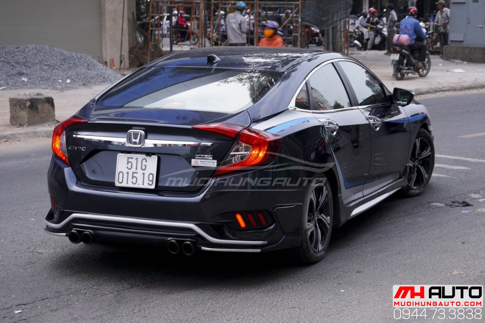 body Kit Honda Civic đẹp