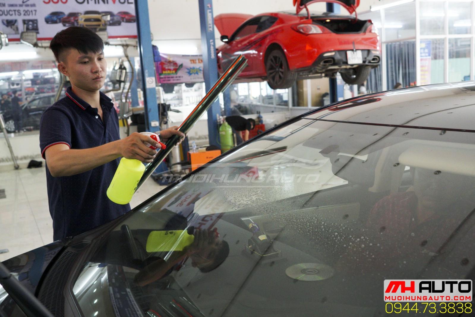 dán cách nhiệt Toyota Altis