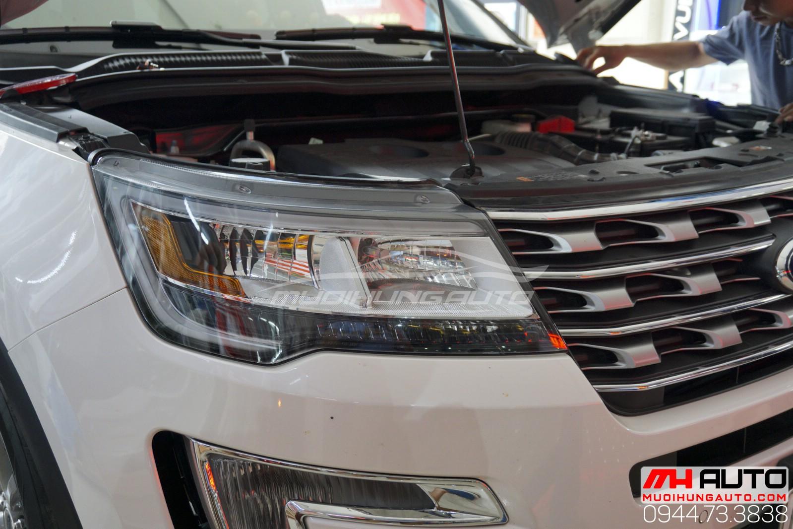đèn led xe Ford Explorer