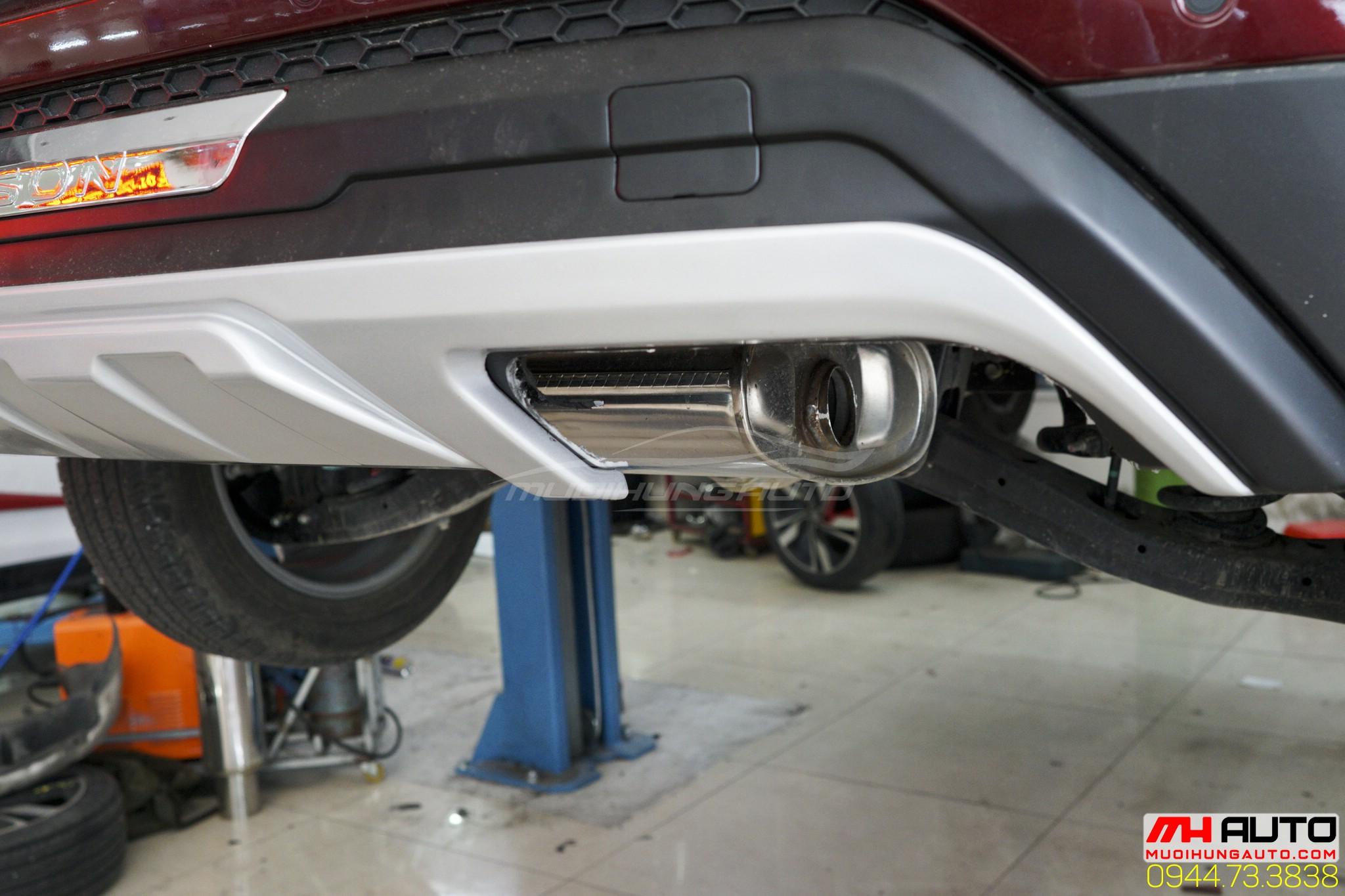 Độ pô Hyundai Tucson 3