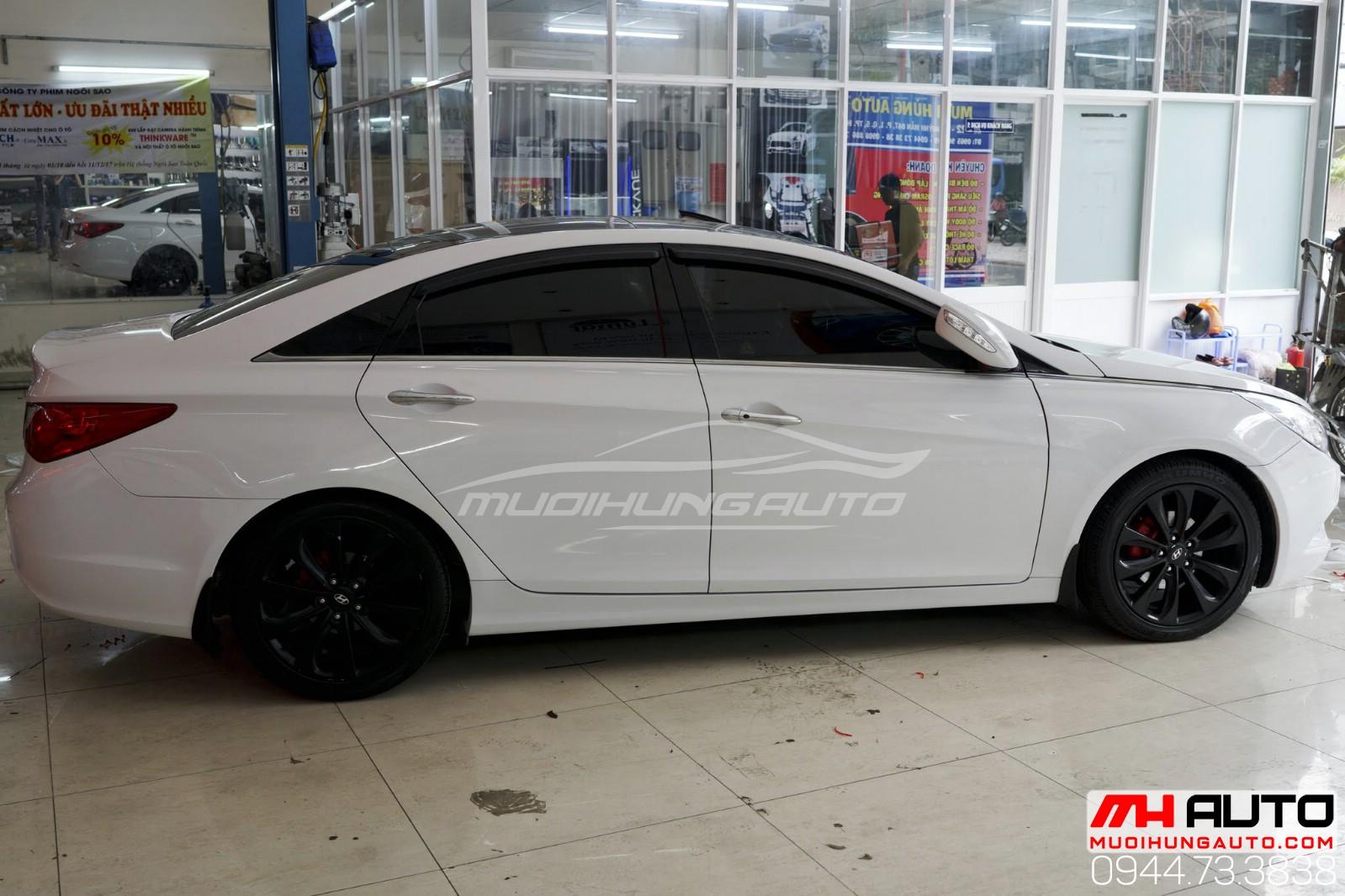 dán cách nhiệt Hyundai Sonata 12