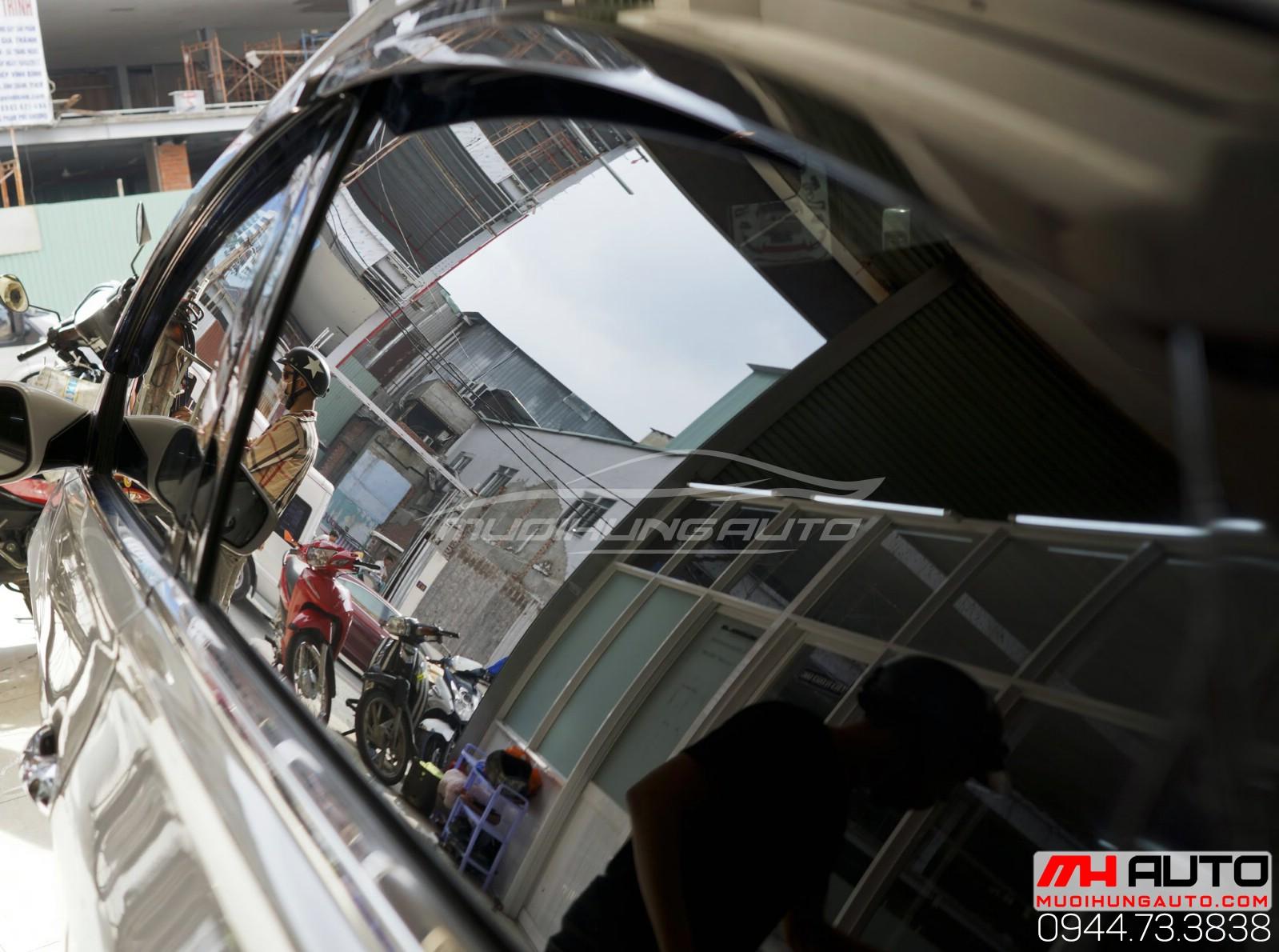 dán cách nhiệt Hyundai Sonata 8