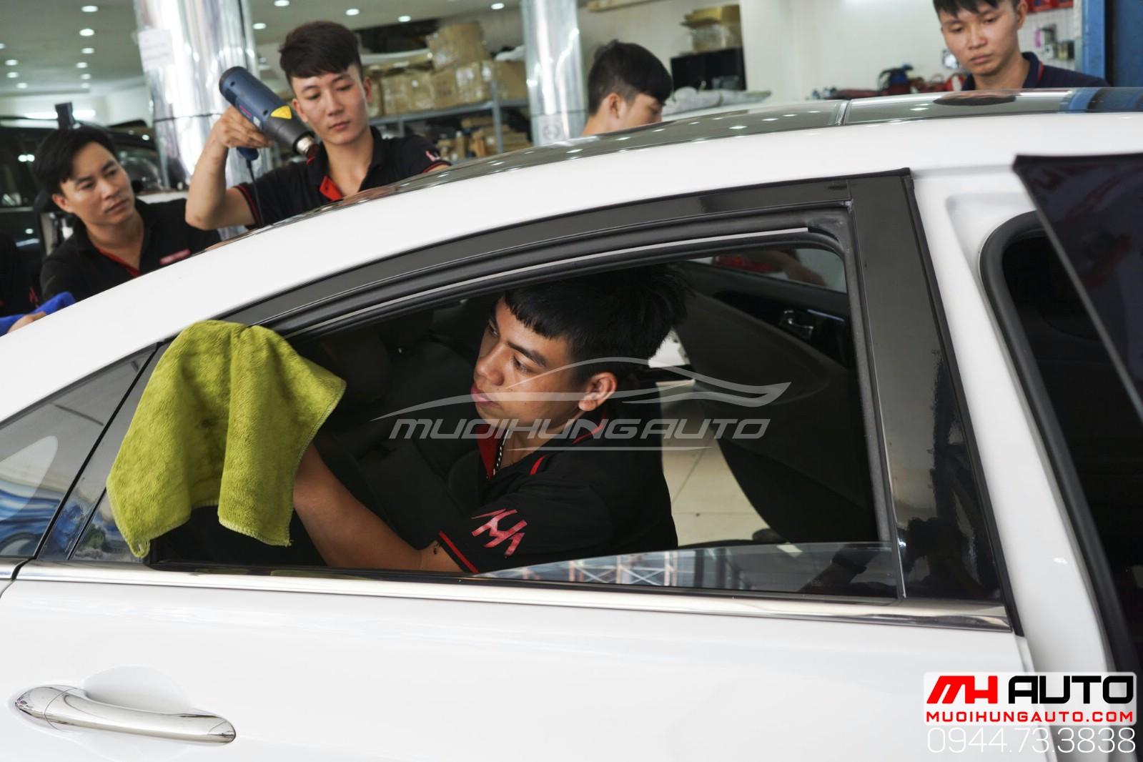 dán chống nóng Hyundai Sonata