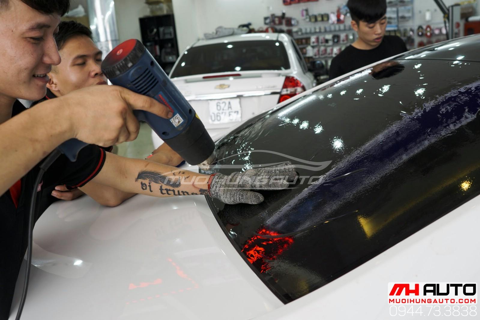 dán film 3m Hyundai Sonata