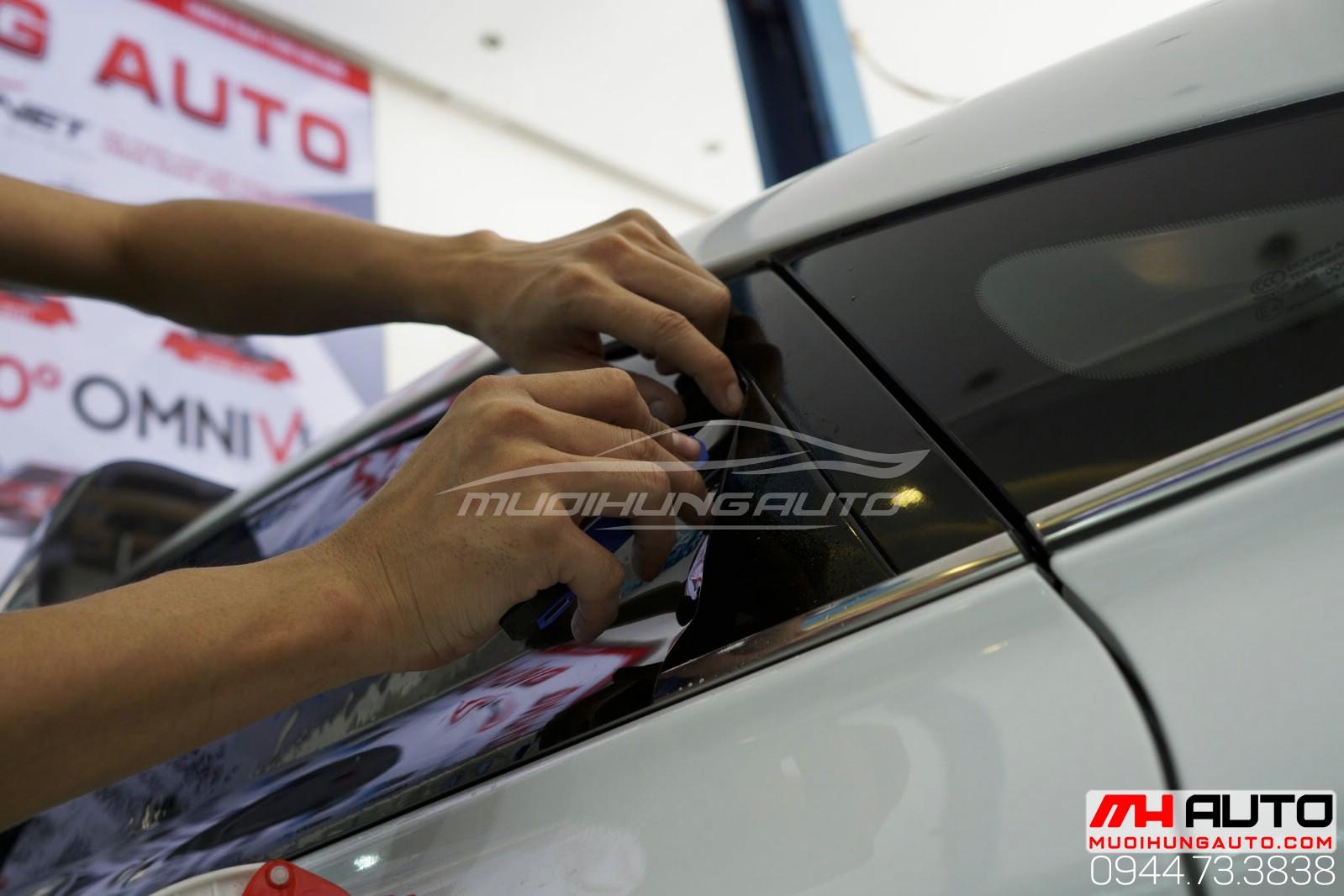 dán film cách nhiệt Hyundai Sonata