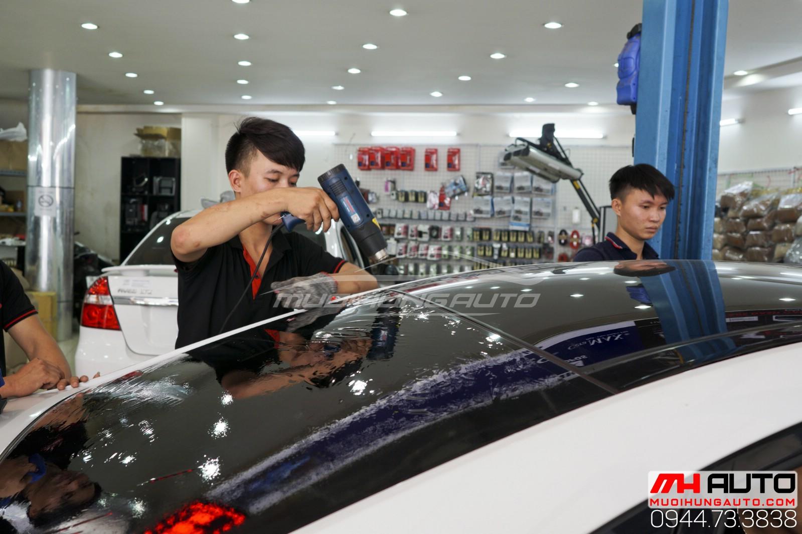 dán film chống nóng Hyundai Sonata