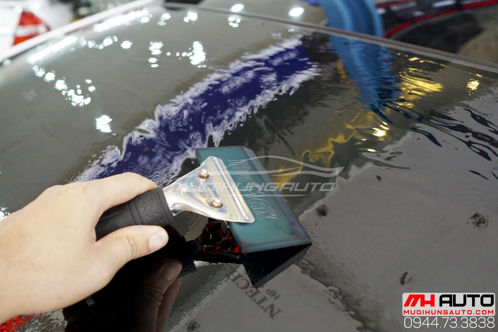 dán phim chống nóng Hyundai Sonata