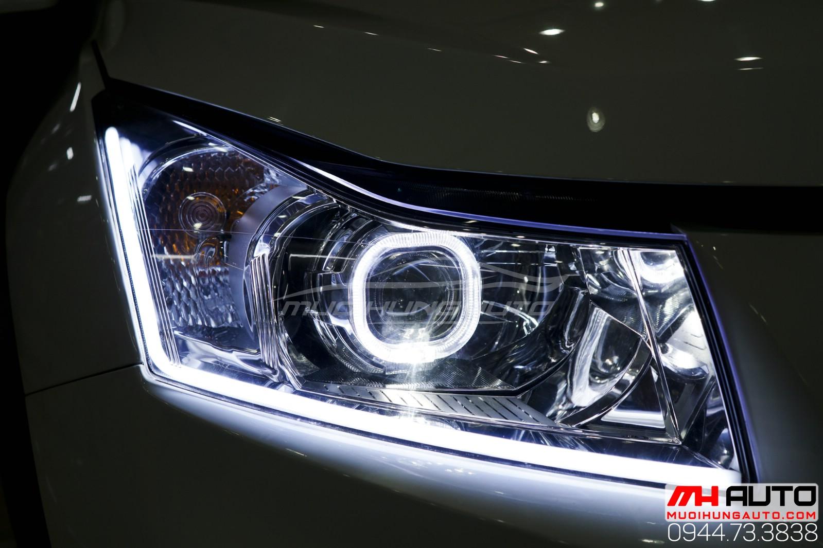 Đèn bixenon Chevrolet Cruze