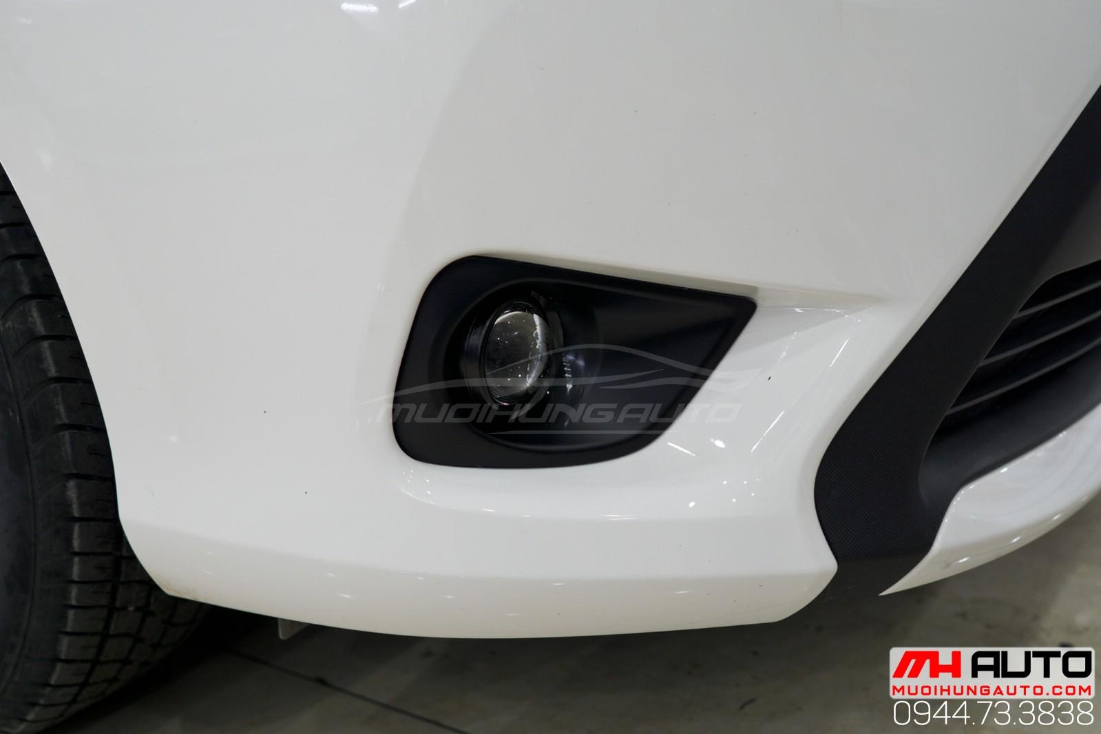 Đèn bi xenon cản Toyota Vios