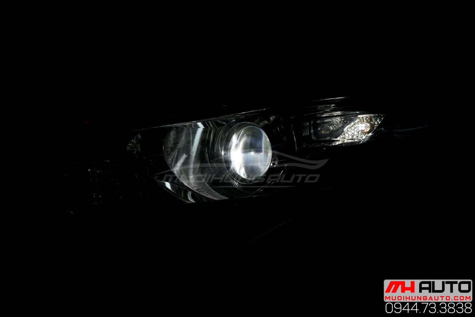 Đèn bi xenon gầm Toyota Vios