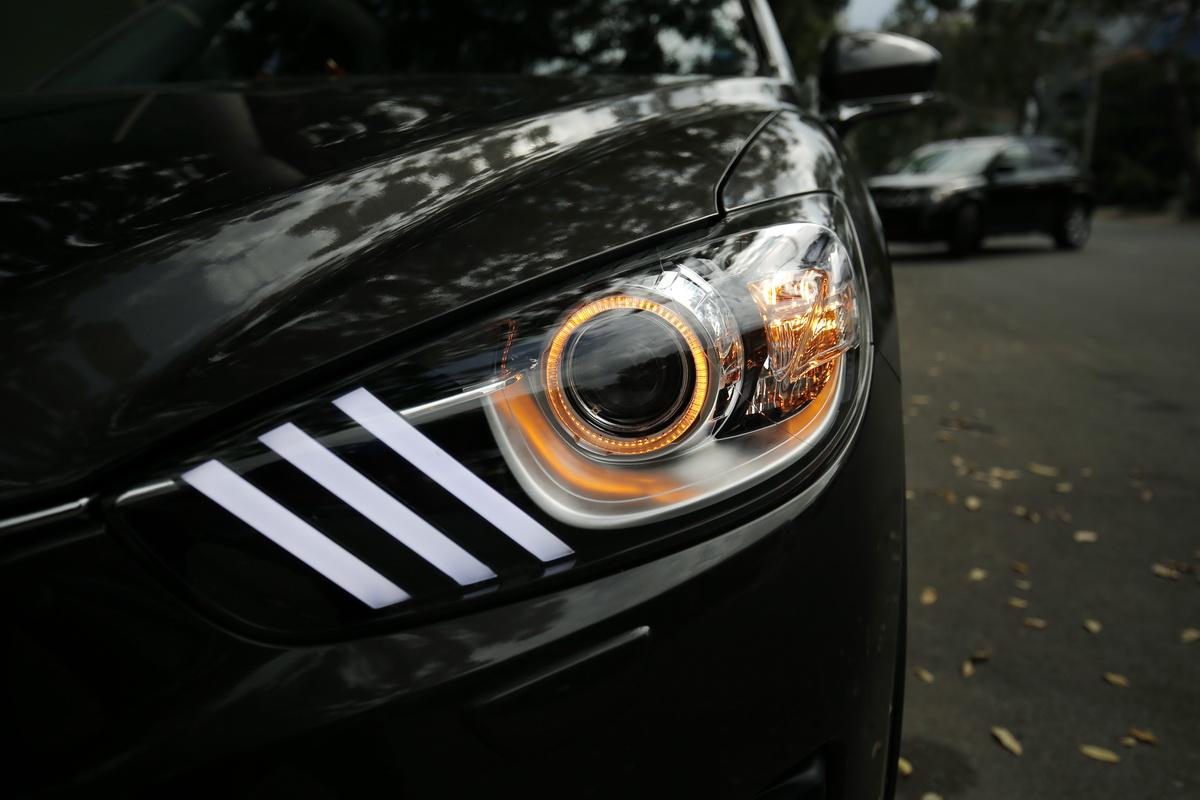 độ đèn pha ô tô