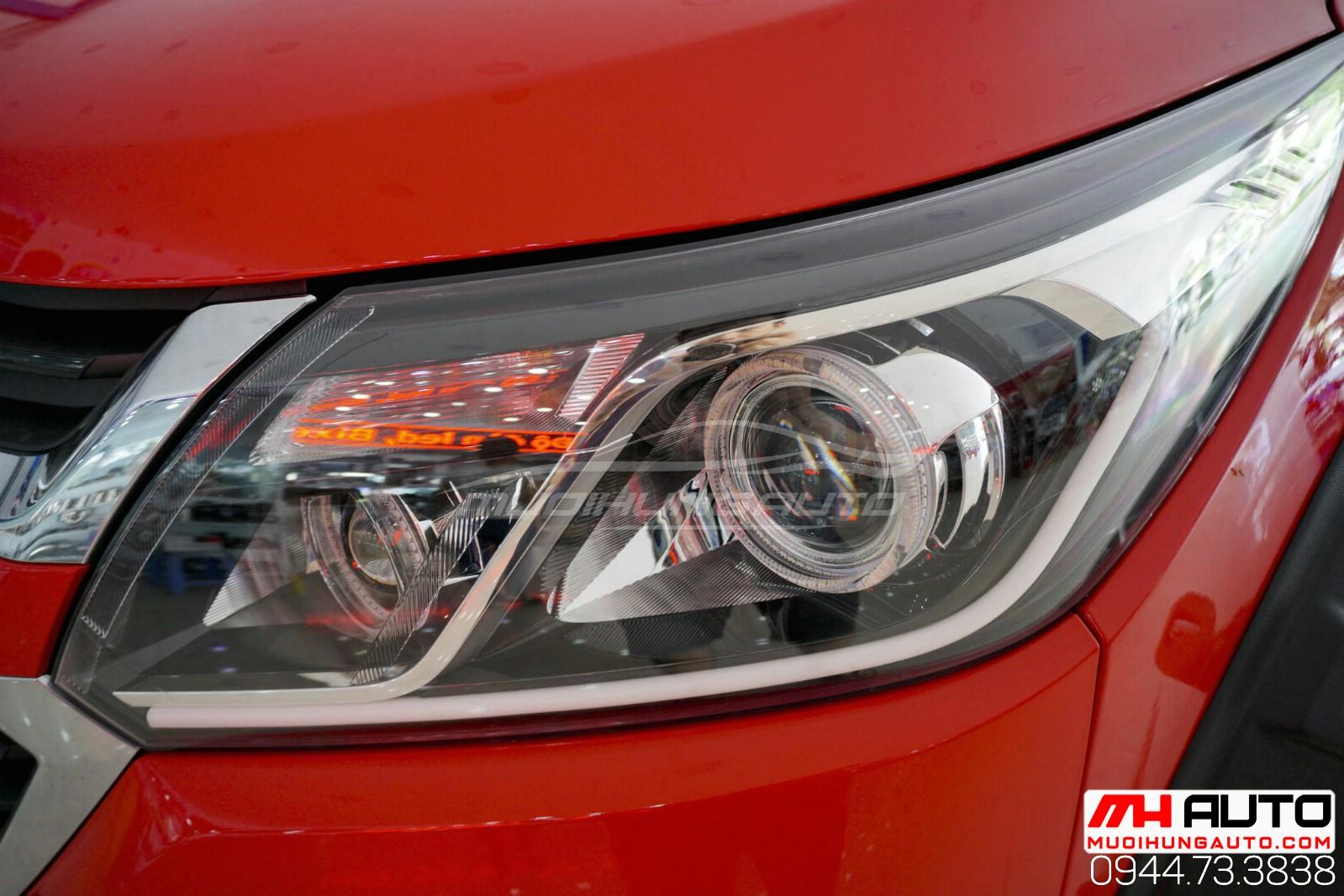 độ đèn pha xe ô tô