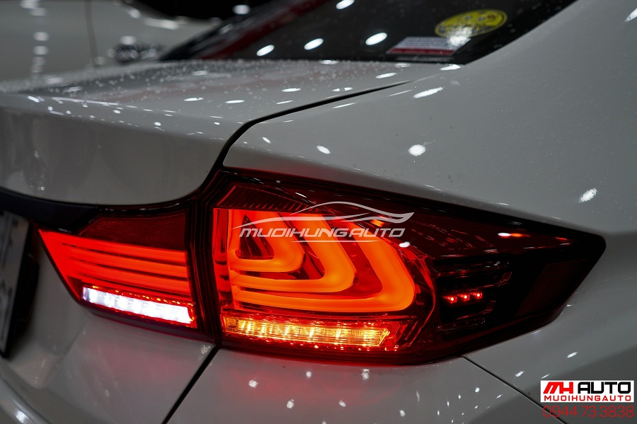 đèn hậu cho xe Honda City