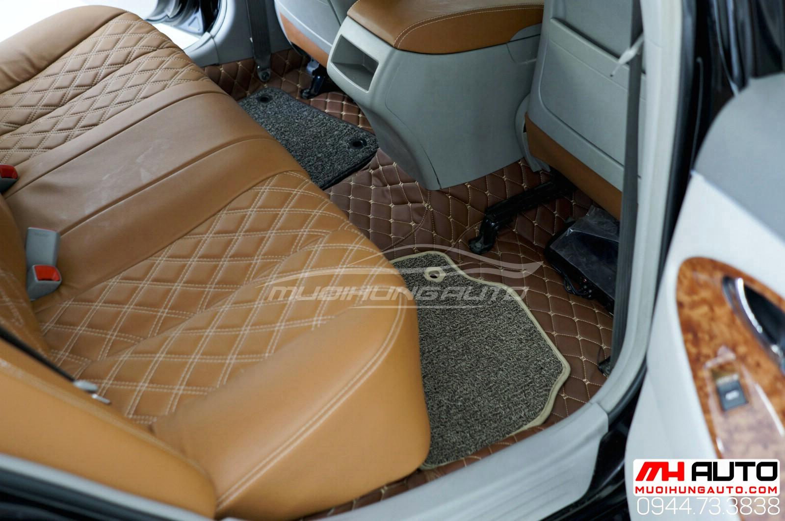 bọc trần cho xe Camry 2010