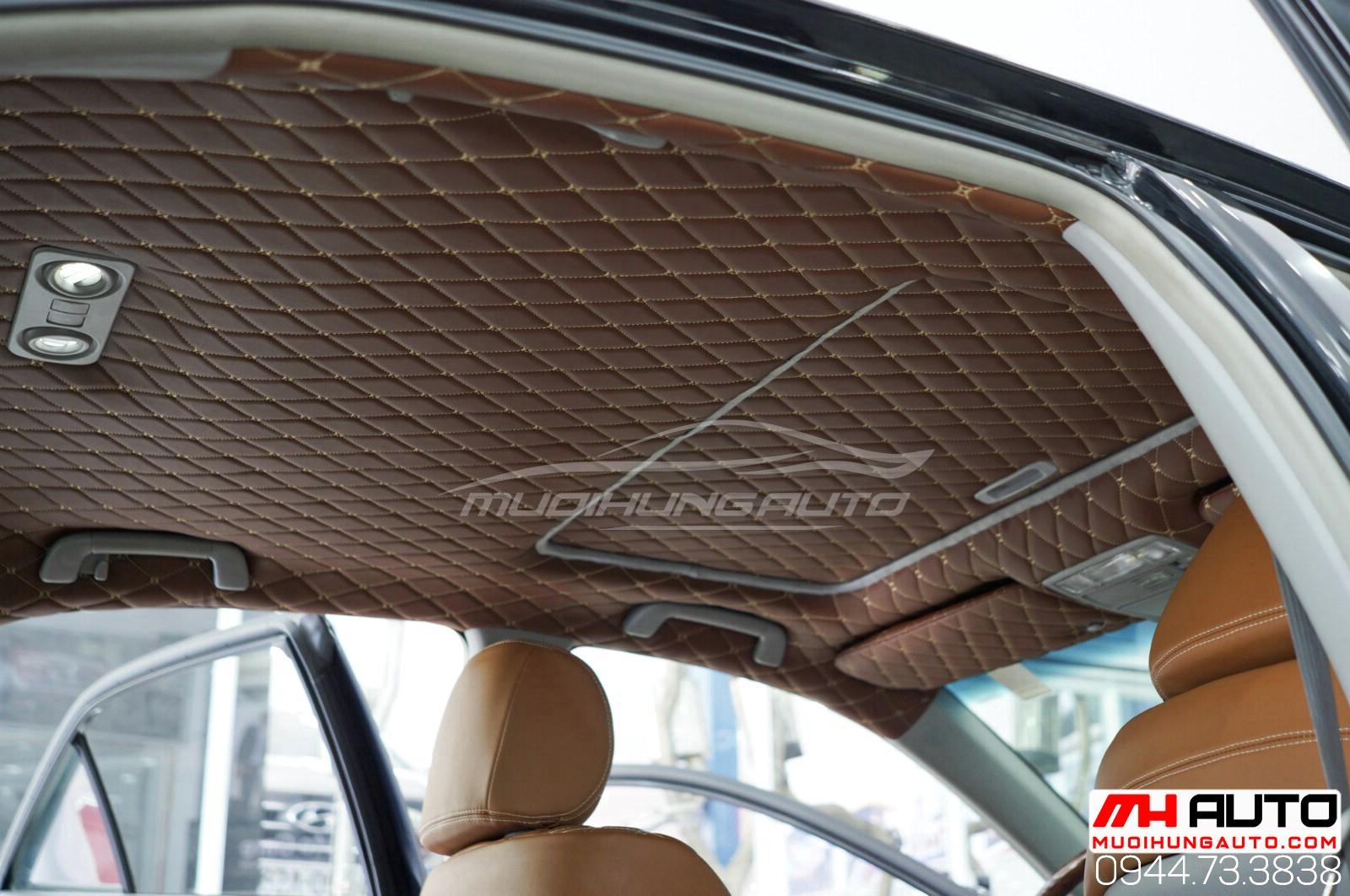 ốp trần cho xe Camry 2010