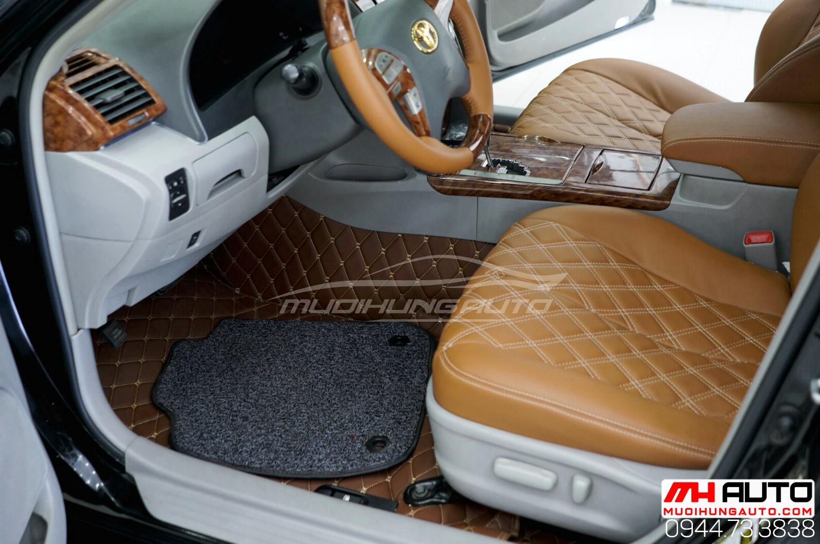 lót sàn xe Camry 2010