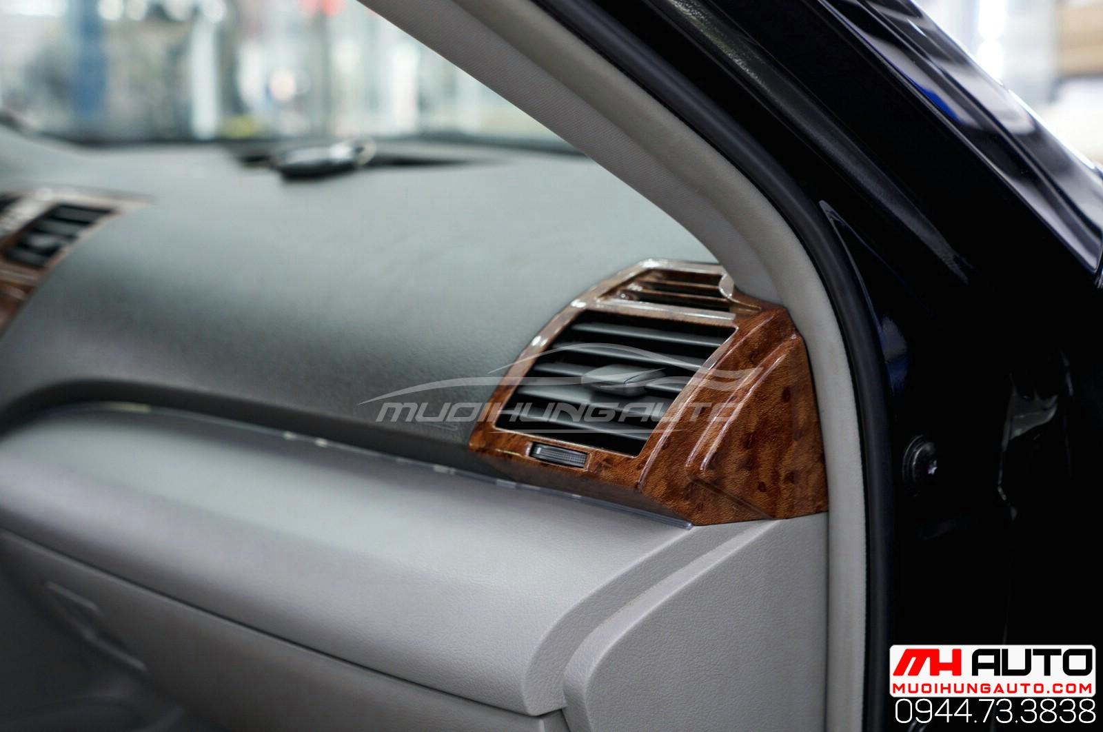 nâng cấp ô tô Camry 2010
