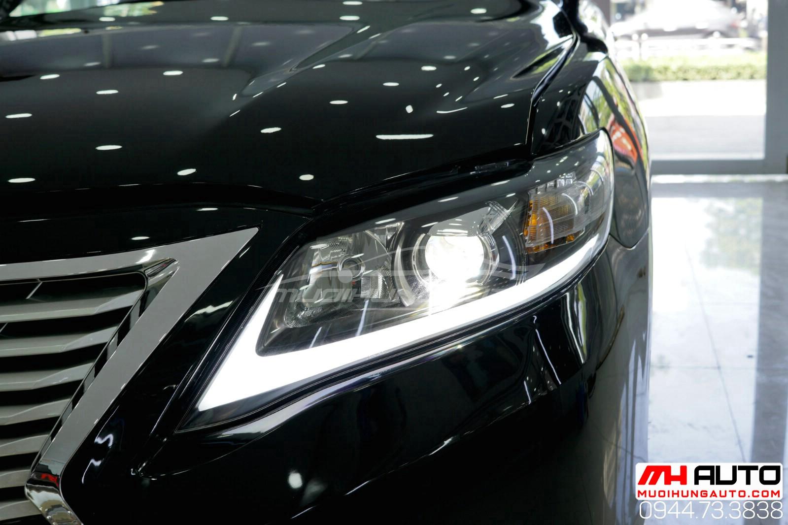 độ xe Camry 2010 thành Lexus theo phong cách thể thao
