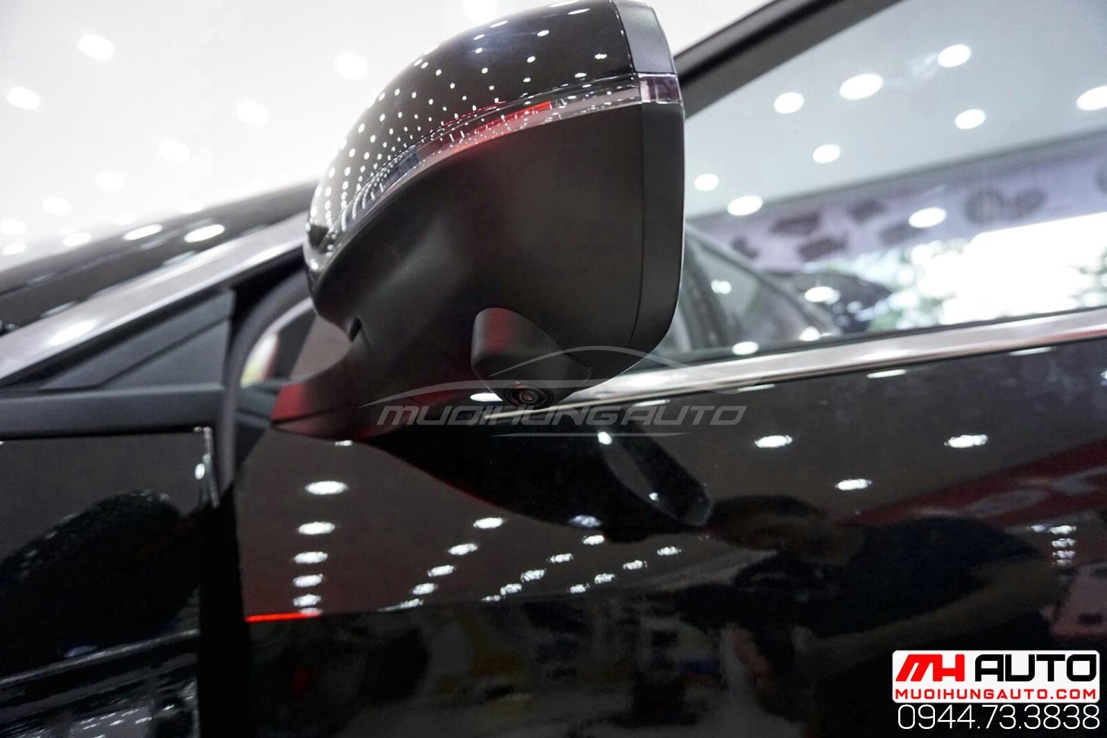 Gắn camera 360 PEUGOET cho xe ô tô
