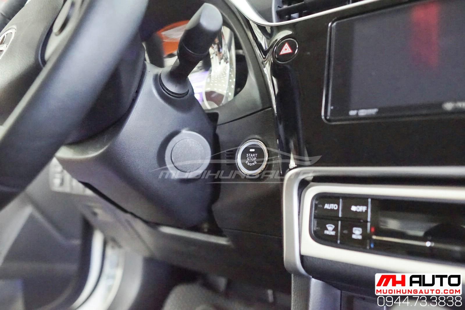 Gắn chìa khóa thông minh cho xe Toyota Altis