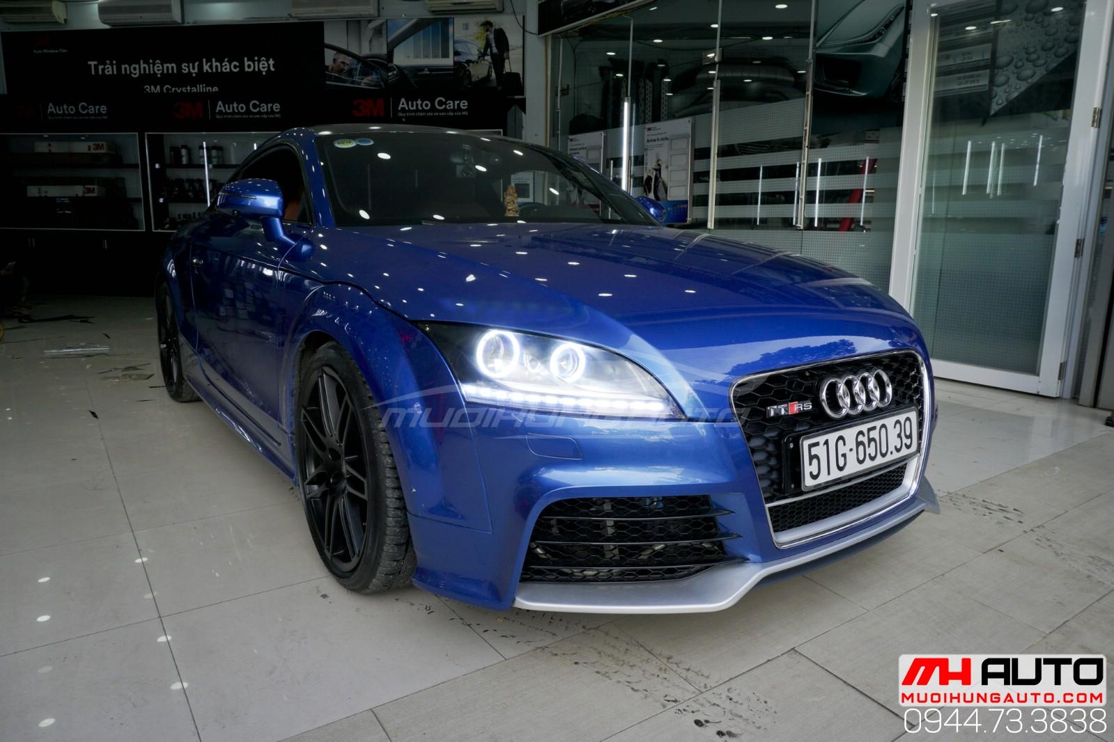 Audi TT độ đèn led