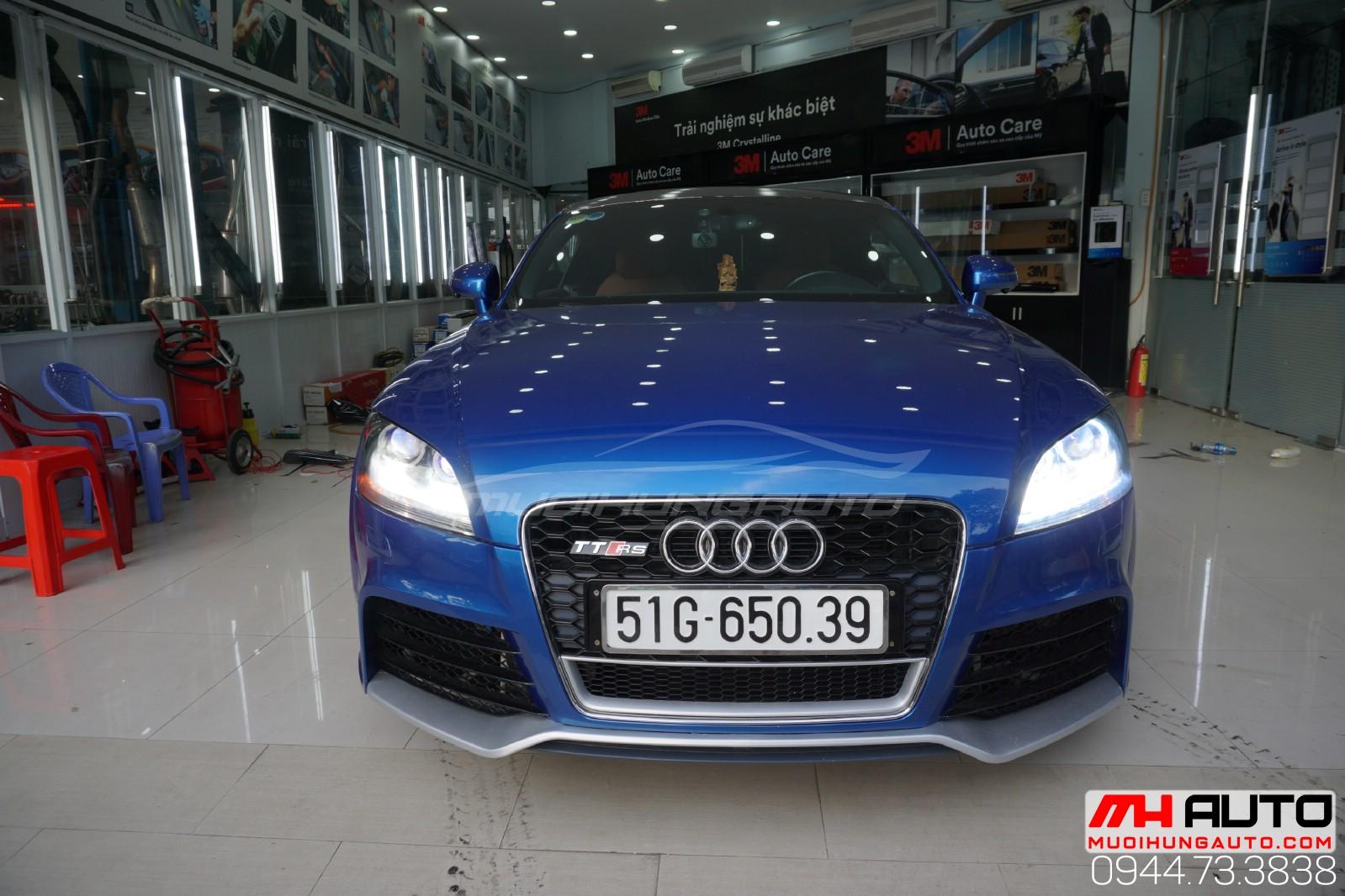 Audi TT độ đèn tại HCM giá rẻ