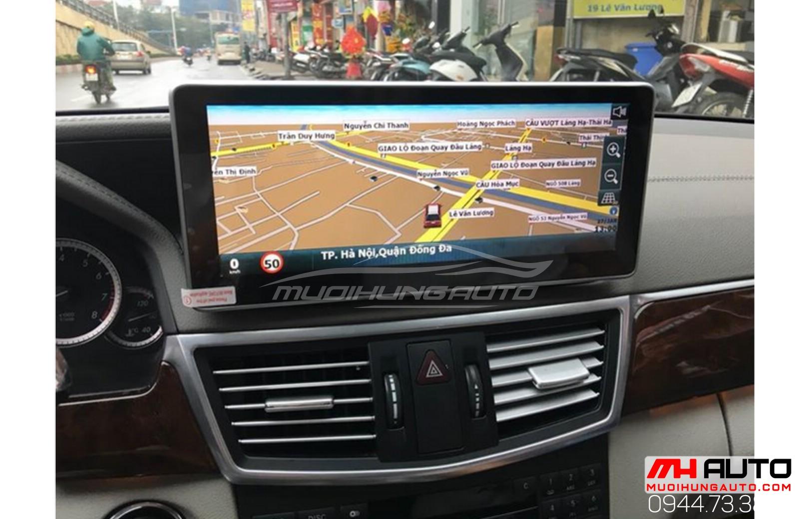 gắn màn hình xe ô tô giá rẻ