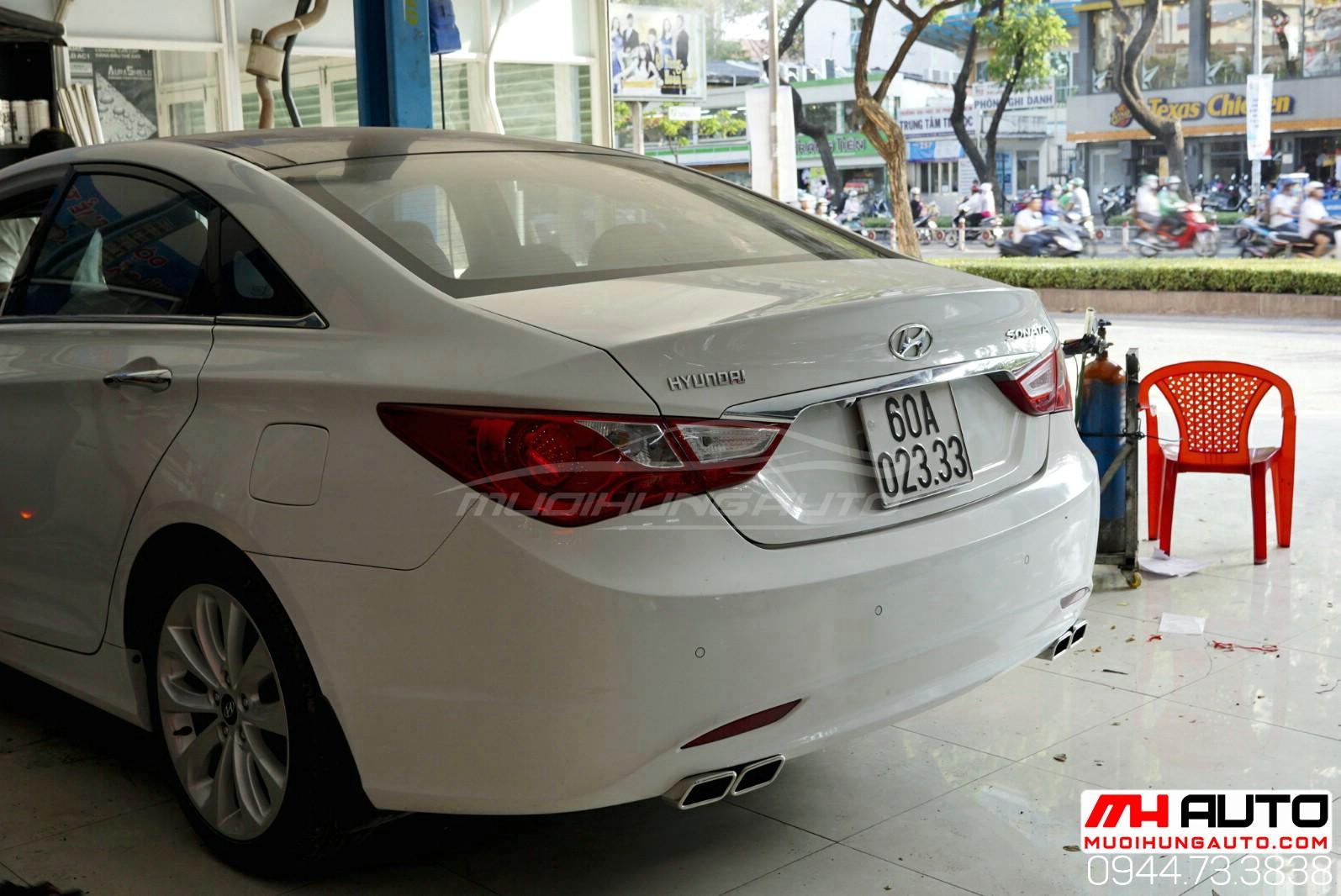pô xéo Hyundai Sonata