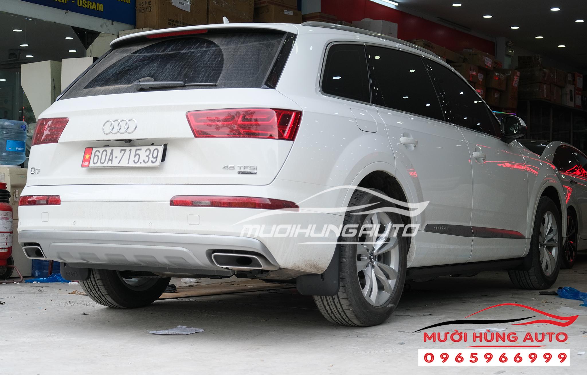 Chắn bùn zin theo xe Audi 2019