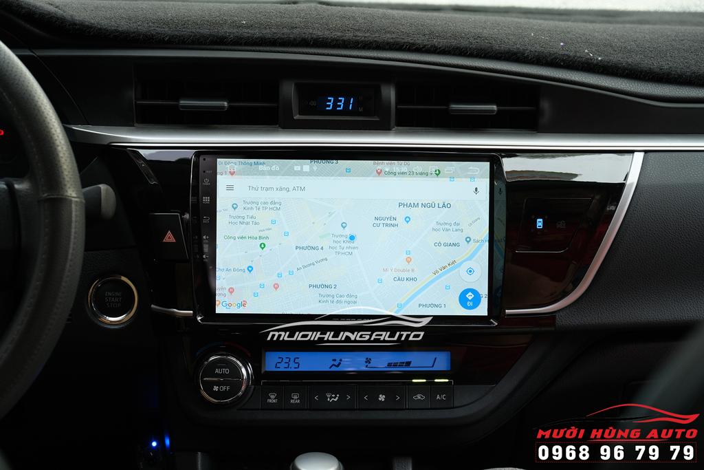 Màn hình dvd android xe ltis 2018-2019 Zestech Z900