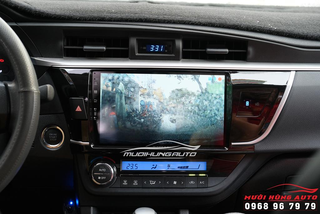 Màn hình dvd android xe Toyota Altis Zestech Z900
