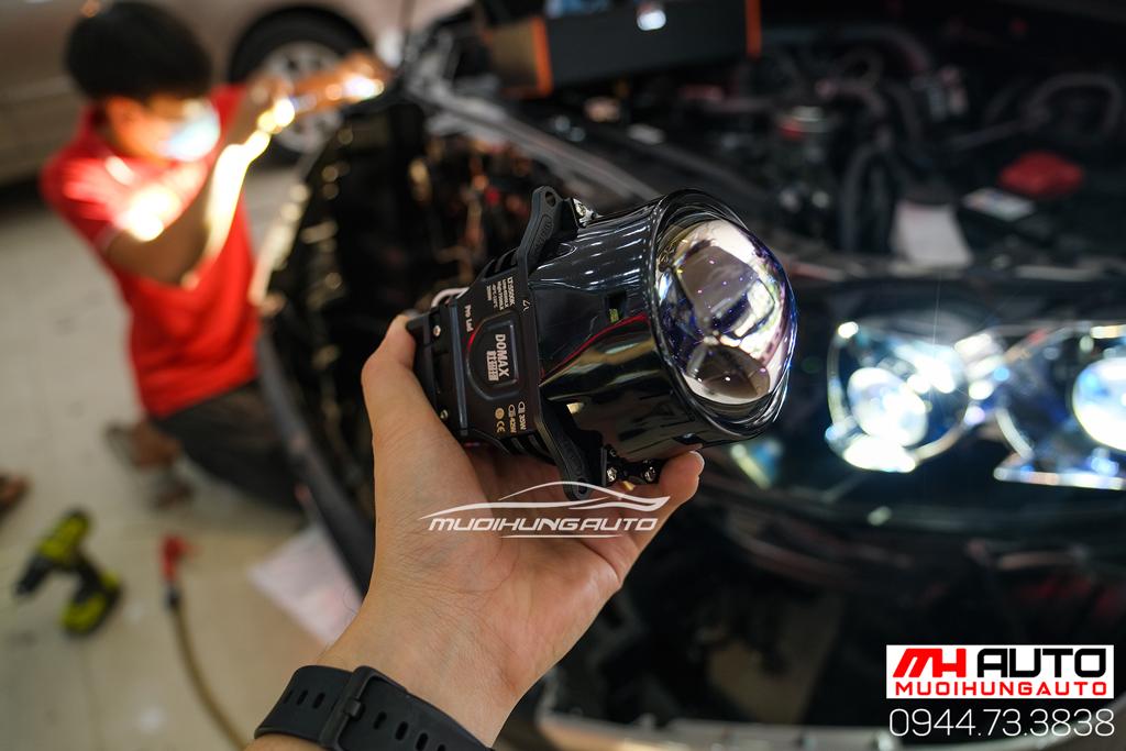 Độ đèn bi led xe Toyota Innova 2019